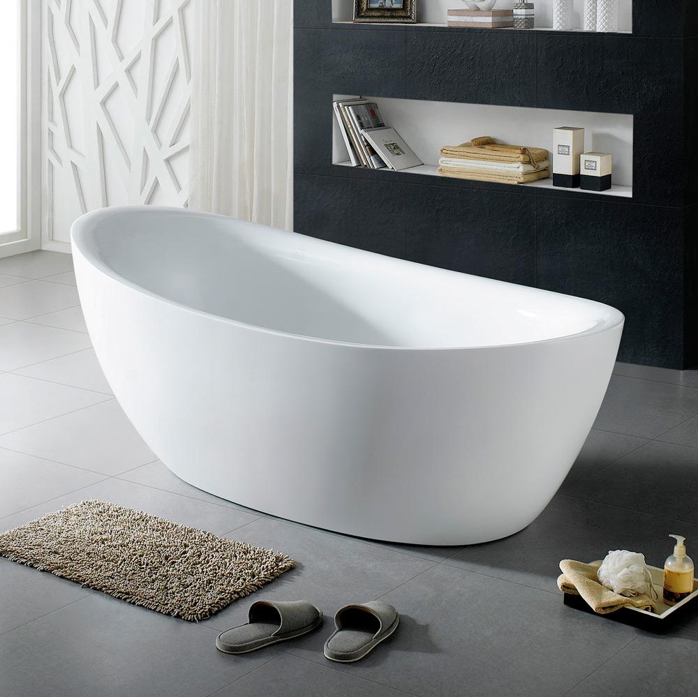steinkamp loft freistehende ovalbadewanne 180 x 90 cm st001 megabad. Black Bedroom Furniture Sets. Home Design Ideas