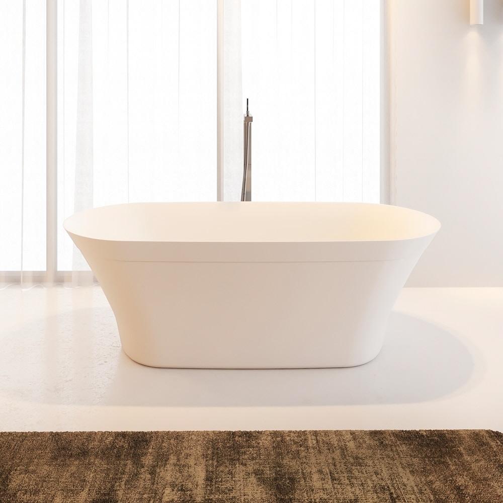 riho barca freistehende badewanne 170 x 79 cm bs60005 megabad. Black Bedroom Furniture Sets. Home Design Ideas