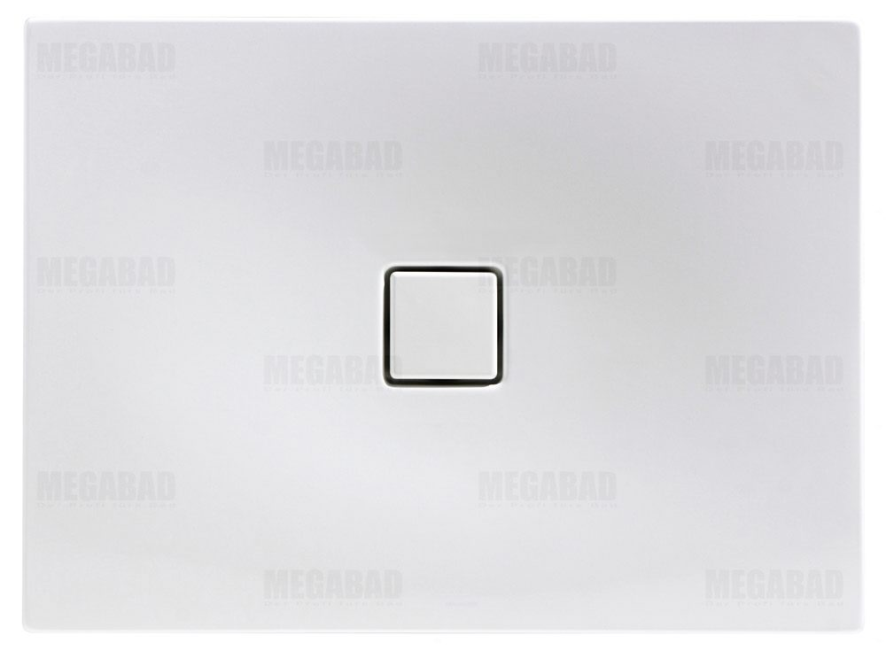 kaldewei conoflat 787 1 duschwanne 80 x 110 cm avantgarde megabad. Black Bedroom Furniture Sets. Home Design Ideas