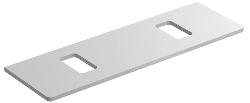 Ideal standard softmood waschtischplatte f r unterschrank 140 cm megabad - Waschtischunterschrank 140 ...
