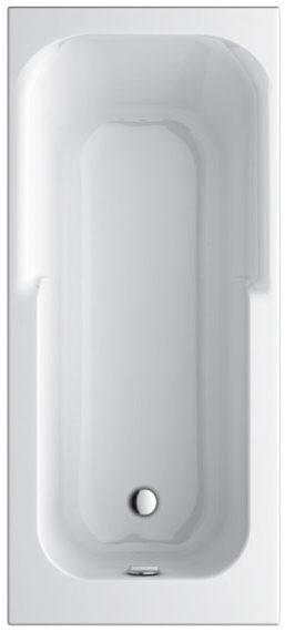 ideal standard connect playa k rperform badewanne 150 x 70. Black Bedroom Furniture Sets. Home Design Ideas