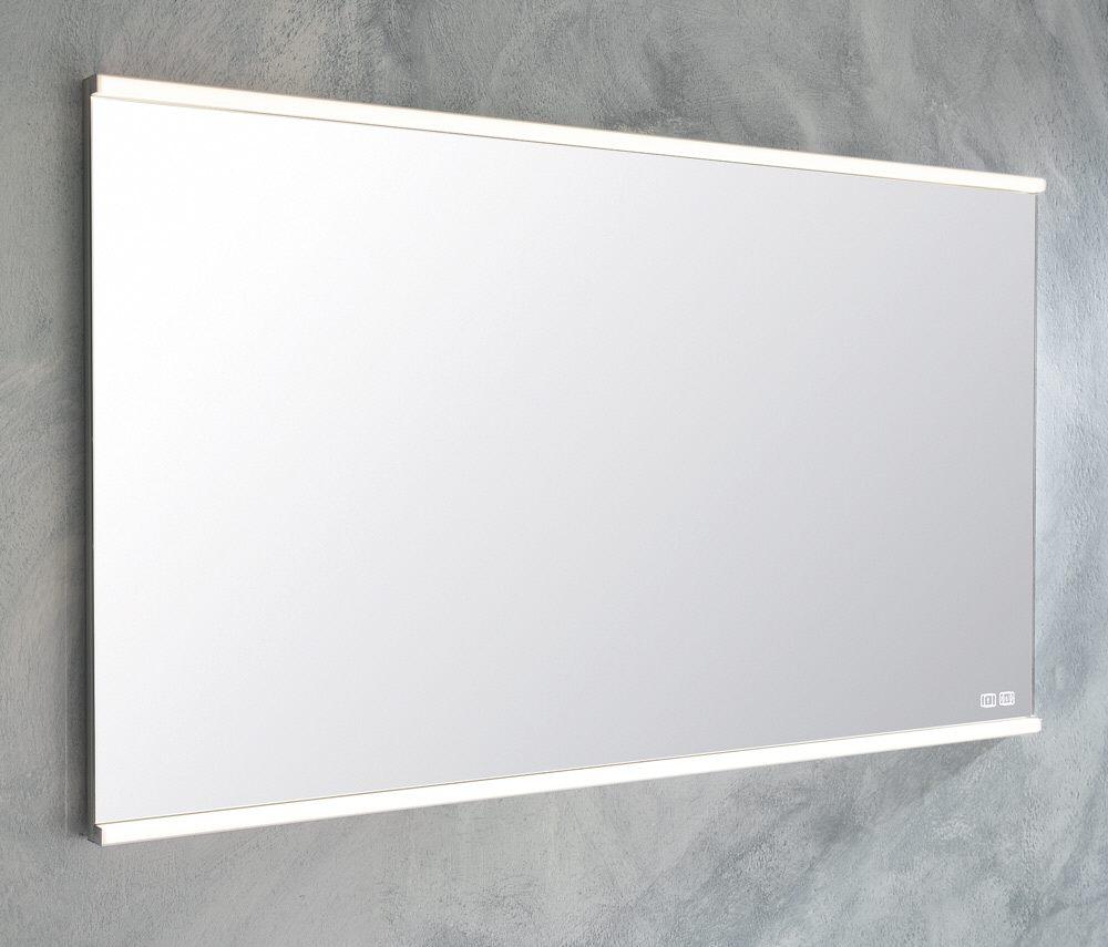 Hervorragend Puris Ice Line Flächenspiegel 90 cm mit LED-Beleuchtung und  XN19