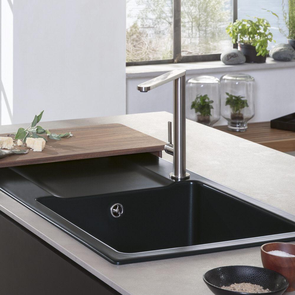 Villeroy & Boch Finera Einhebel-Küchenarmatur 927000LC - MEGABAD