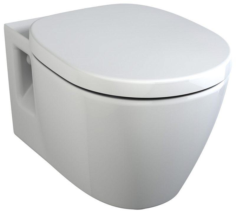 ideal standard connect wandflachsp lklosett e8017 megabad. Black Bedroom Furniture Sets. Home Design Ideas