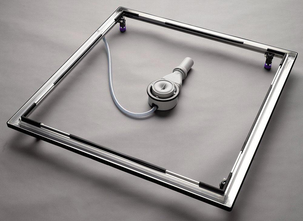 Kaldewei Einbau System Rahmen ESR II 90 x 120 cm - MEGABAD | {Duschwanne flach einbauen 25}