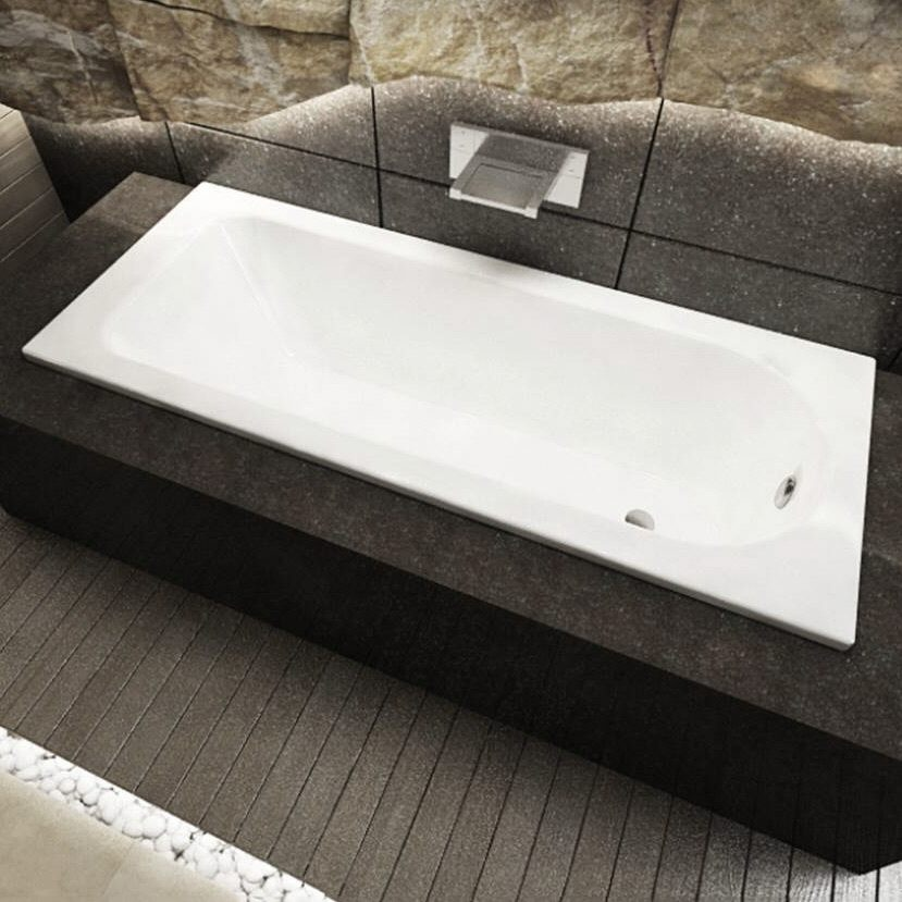 Großartig Kaldewei Saniform Plus 361-1 Badewanne 150 x 70 cm - MEGABAD NL44