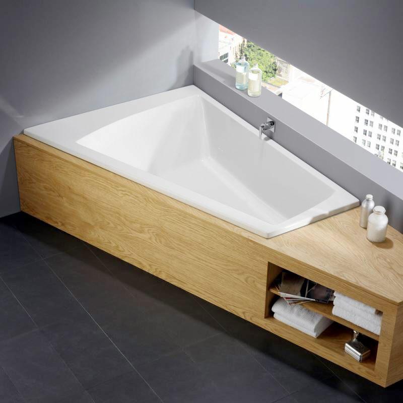 steinkamp life eckbadewanne 170 x 110 65 cm ecke links mb25573 megabad. Black Bedroom Furniture Sets. Home Design Ideas