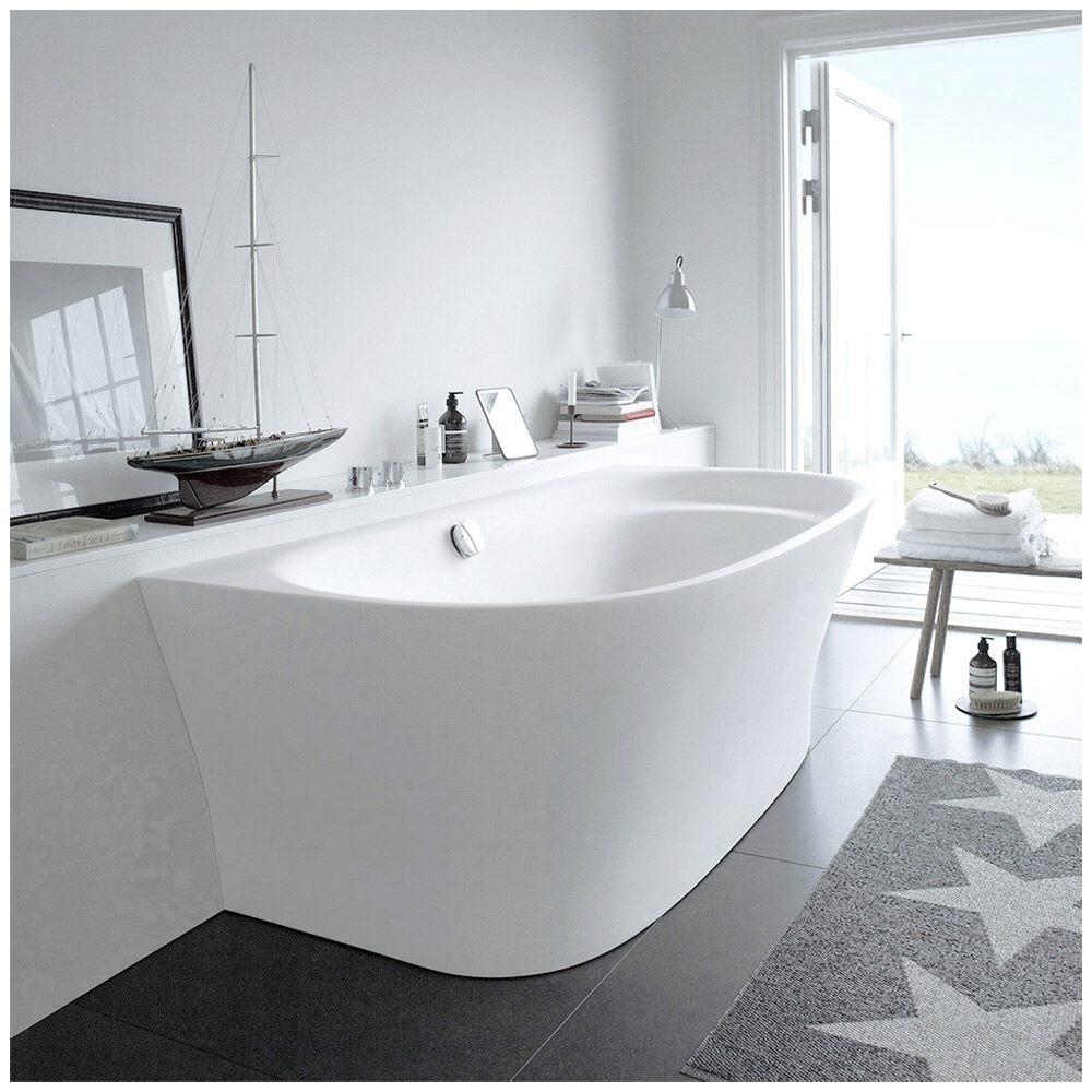 duravit cape cod badewannevorwandversion 190 x 90 cm. Black Bedroom Furniture Sets. Home Design Ideas
