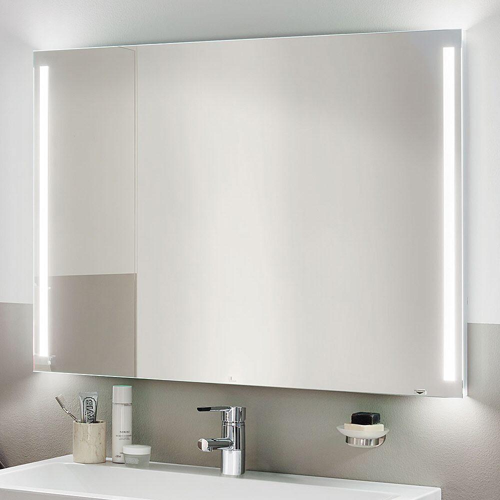 zierath palma lichtspiegel hinterleuchtet 120 x 80 cm palma12080 megabad. Black Bedroom Furniture Sets. Home Design Ideas