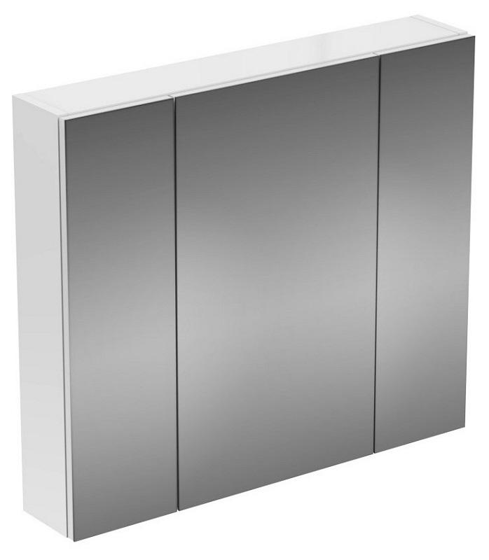 ideal standard strada spiegelschrank 80 cm art k2669wg megabad. Black Bedroom Furniture Sets. Home Design Ideas