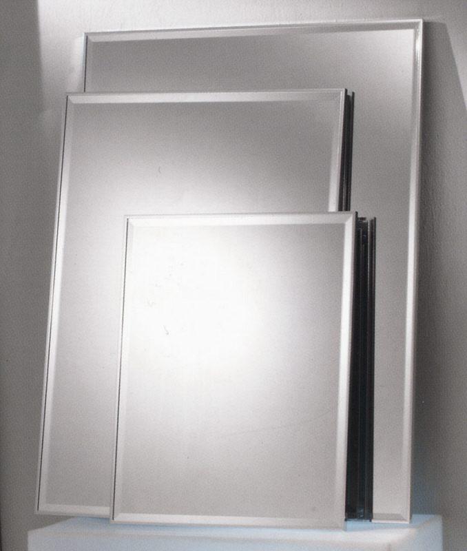 Cool Classic 100 Spiegel 50 x 70 cm mit Rahmen MB115103F - MEGABAD PP34