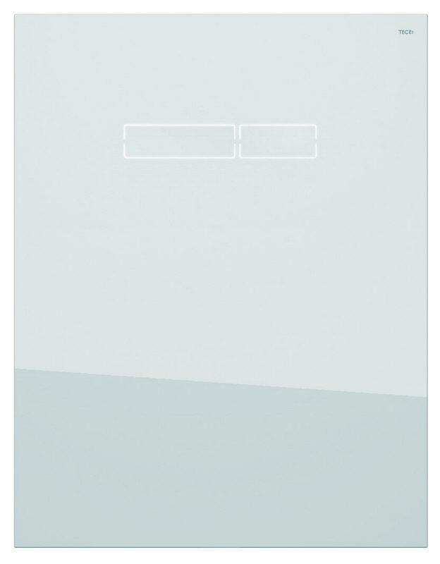 tece tecelux wc bet tigungsplatte mit elektr bet tigung. Black Bedroom Furniture Sets. Home Design Ideas