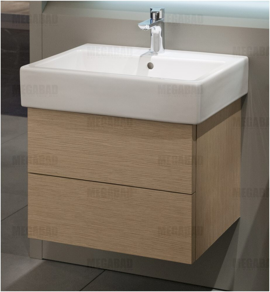 duravit delos waschtischunterbau art dl632401212 megabad. Black Bedroom Furniture Sets. Home Design Ideas