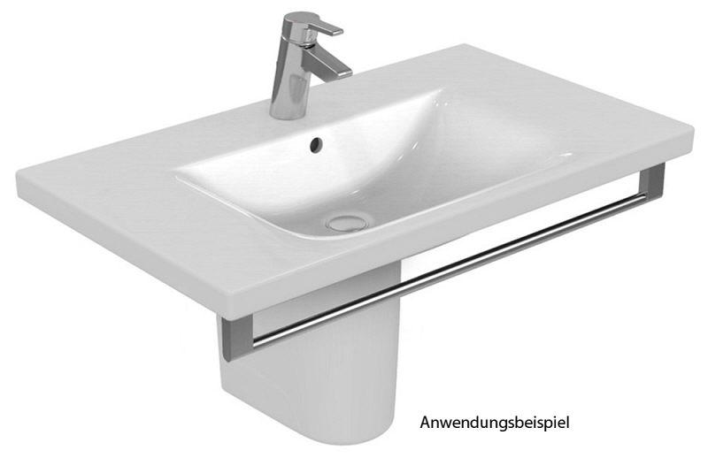 ideal standard connect handtuchhalter 80 cm art e6983aa megabad. Black Bedroom Furniture Sets. Home Design Ideas