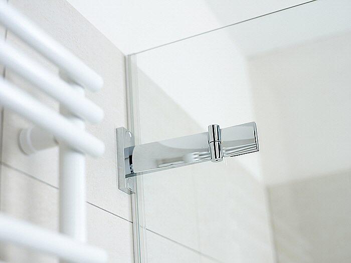 sprinz bs dusche 150 t r mit seitenwand bis 90 x 90 x 200. Black Bedroom Furniture Sets. Home Design Ideas