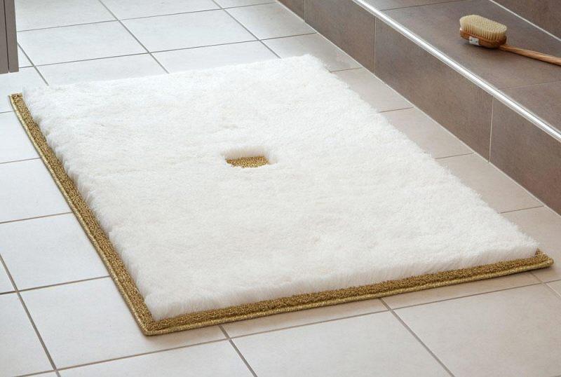 Badezimmerteppich 3 Teilig
