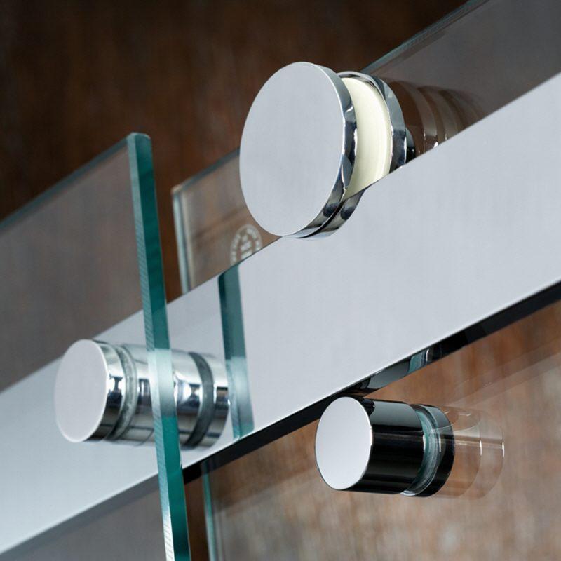 hsk atelier gleitt r in nische 140 cm 2 teilig 1722140 41 50 l megabad. Black Bedroom Furniture Sets. Home Design Ideas