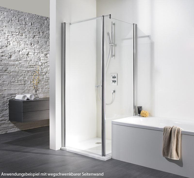 hsk exklusiv dreht r f r schwenkbare seitenwand 402075 01 50 200cm l megabad. Black Bedroom Furniture Sets. Home Design Ideas