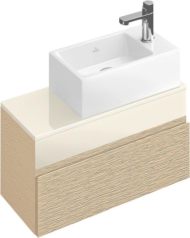 villeroy boch memento unterschrank f r waschtisch rechts megabad. Black Bedroom Furniture Sets. Home Design Ideas