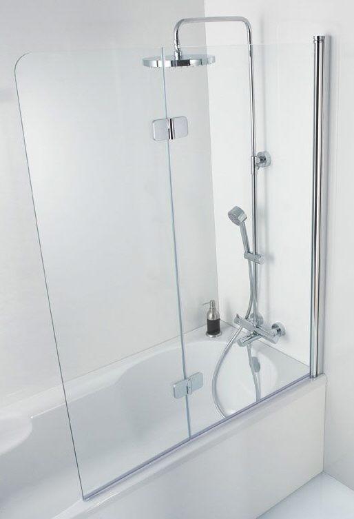 hsk premium softcube badewannenaufsatz 2 teilig 6806114 41 50rechts megabad. Black Bedroom Furniture Sets. Home Design Ideas