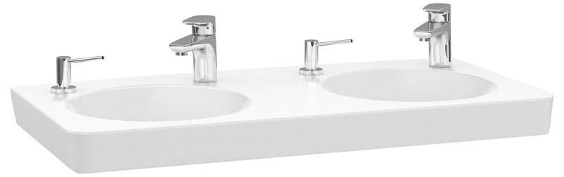 villeroy boch joyce schrank doppelwaschtisch 100 cm 4108a301 megabad. Black Bedroom Furniture Sets. Home Design Ideas