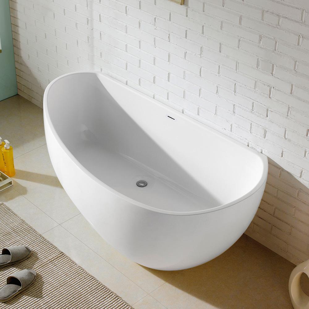 Badewanne Hersteller steink loft freistehende badewanne asymmetrisch links 170 x 85 cm
