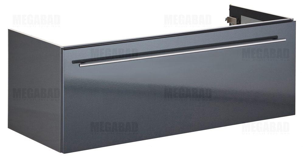 architekt 100 waschtischunterschrank mbwu1254508atzicn120 megabad. Black Bedroom Furniture Sets. Home Design Ideas