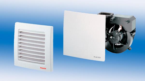 Badlüfter und Ventilatoren - MEGABAD