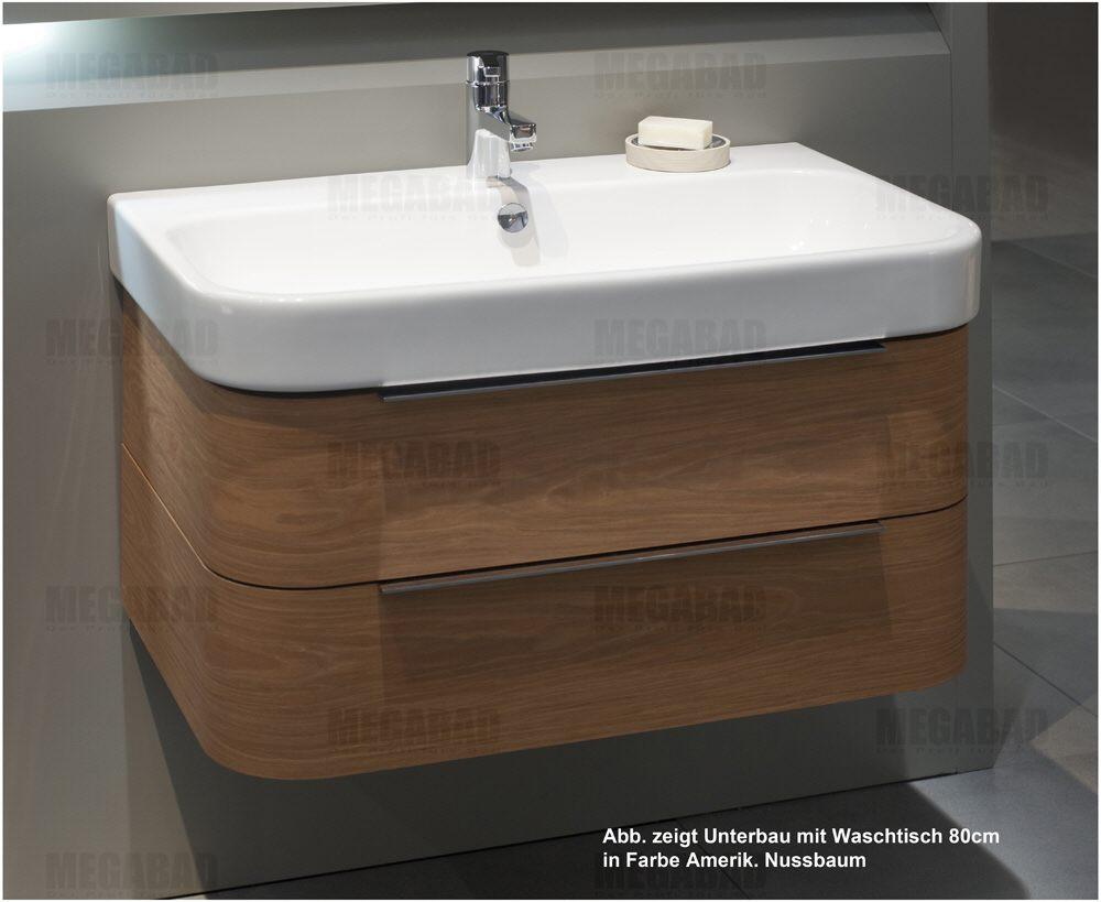 duravit happy d 2 waschtischunterbau f r waschtisch 231865. Black Bedroom Furniture Sets. Home Design Ideas