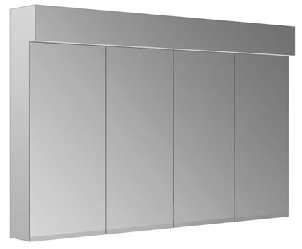 keuco edition 11 spiegelschrank 140 x 88 7 cm 21213171301. Black Bedroom Furniture Sets. Home Design Ideas