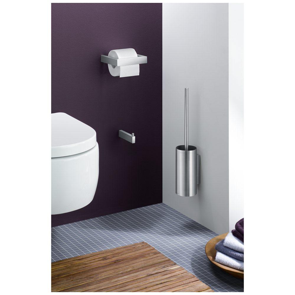 zack linea toilettenpapierhalter 16 cm 40386e megabad. Black Bedroom Furniture Sets. Home Design Ideas