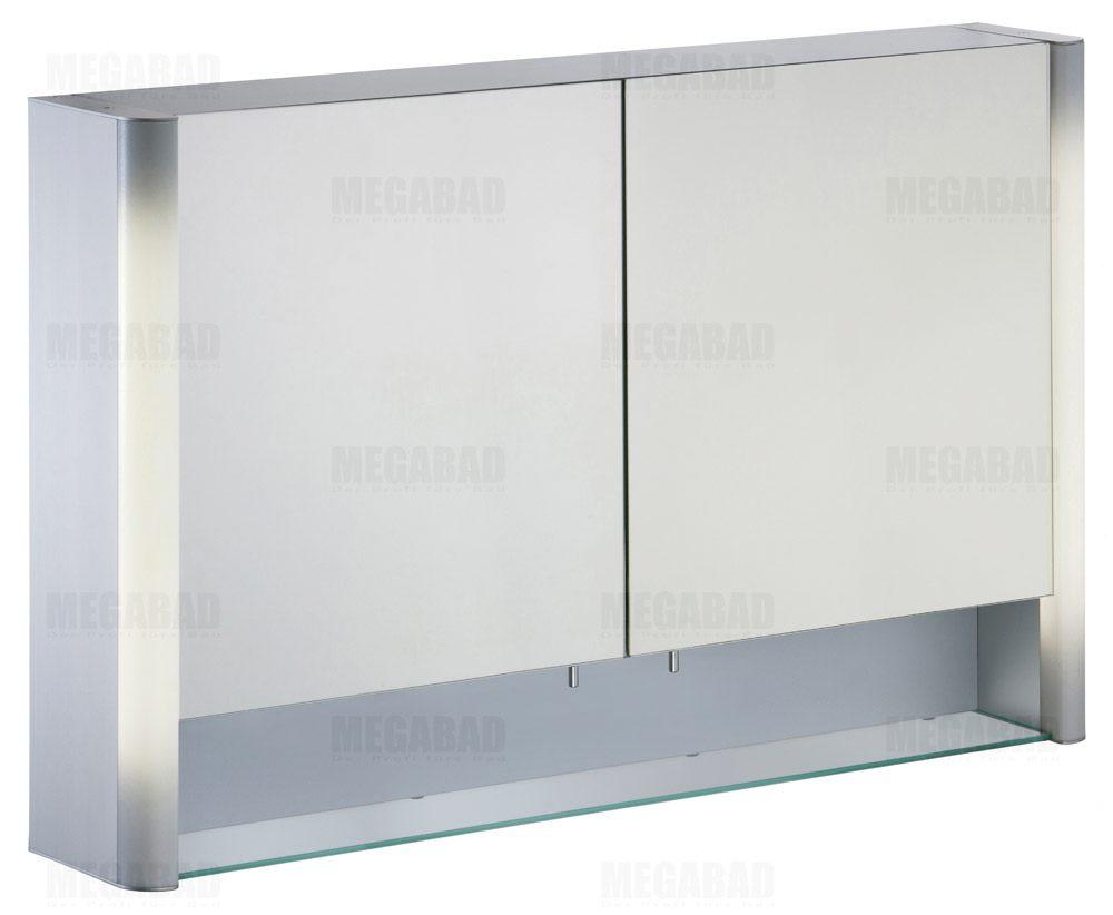 duravit multibox new spiegelschrank 100 cm mit steckdose megabad. Black Bedroom Furniture Sets. Home Design Ideas