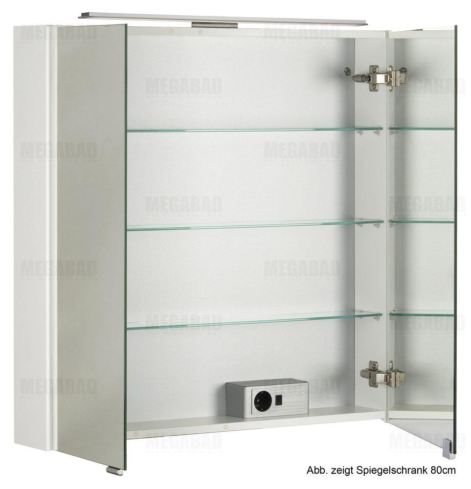 architekt 100 led spiegelschrank 50 cm ambsp0508056atz. Black Bedroom Furniture Sets. Home Design Ideas