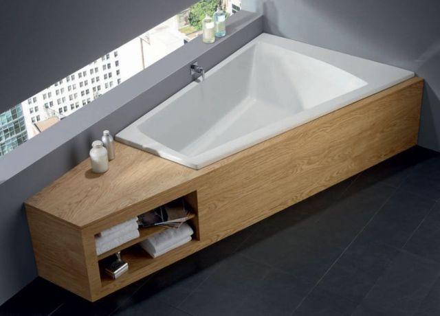 megabad architekt eckbadewanne 180 x 130 65 cm ecke rechts. Black Bedroom Furniture Sets. Home Design Ideas