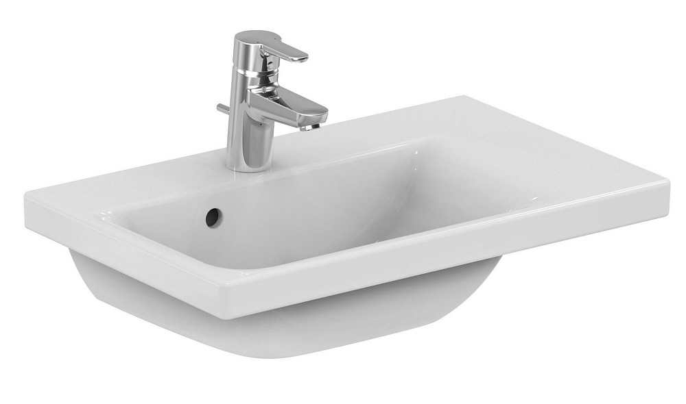 ideal standard connect space waschtisch 60 cm e132601. Black Bedroom Furniture Sets. Home Design Ideas