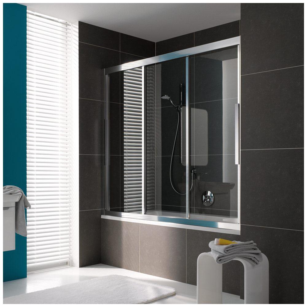 koralle myday duschschiebet r type bs3160 f r badewanne l67889502524 megabad. Black Bedroom Furniture Sets. Home Design Ideas