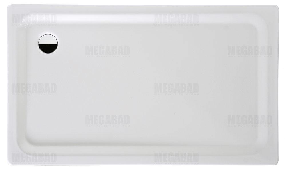 kaldewei superplan xxl 438 1 duschwanne 433800010001 megabad. Black Bedroom Furniture Sets. Home Design Ideas