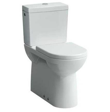 laufen pro stand tiefsp l wc kombination mit sitzh he 48 cm megabad. Black Bedroom Furniture Sets. Home Design Ideas
