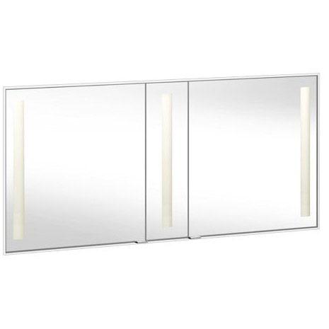 keuco royal integral spiegelschrank 26015171304 megabad. Black Bedroom Furniture Sets. Home Design Ideas
