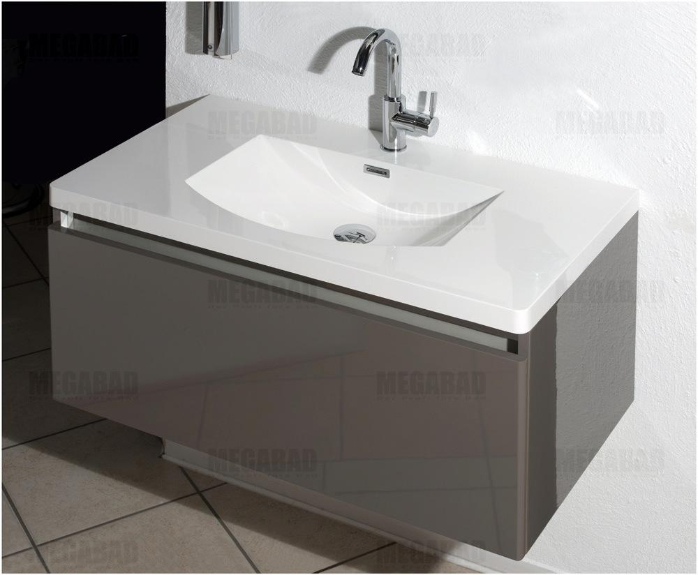 megabad freshline 100 waschtischkombination mbhe90tmmbn megabad. Black Bedroom Furniture Sets. Home Design Ideas