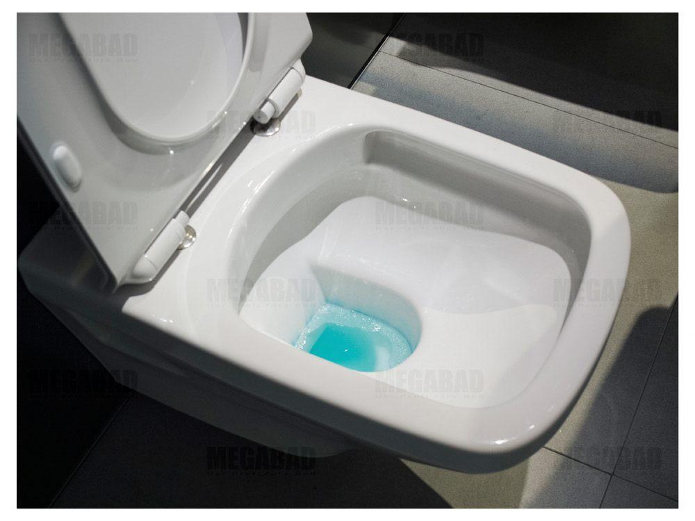 duravit durastyle wand wc ohne sp lrand 2542090000 megabad. Black Bedroom Furniture Sets. Home Design Ideas