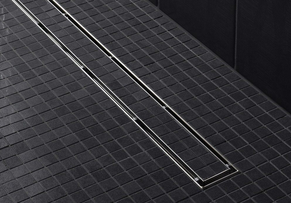 tece drainline fliesenmulde plate f r duschrinne 90 cm 600970 megabad. Black Bedroom Furniture Sets. Home Design Ideas