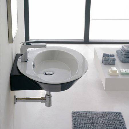 scarabeo wish waschtisch asymmetrisch megabad. Black Bedroom Furniture Sets. Home Design Ideas