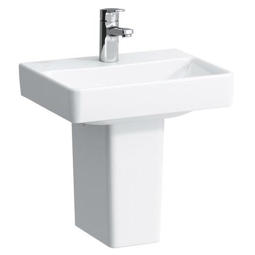 laufen pro s handwaschbecken 45 cm ohne berlauf 8159610001111 megabad. Black Bedroom Furniture Sets. Home Design Ideas