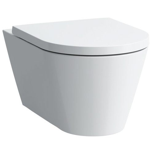 laufen kartell wc sitz mit deckel h8913300000001 megabad. Black Bedroom Furniture Sets. Home Design Ideas