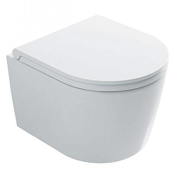 Ein Raumspar-wand-wc Hier & Jetzt Online Bestellen - Megabad Kompakte Designer Toiletten
