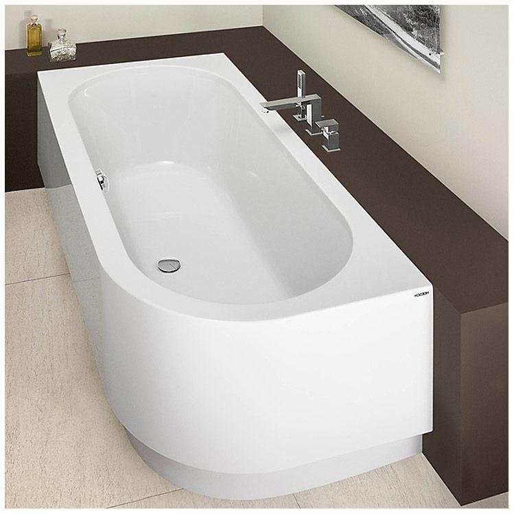 Badewanne Hersteller hoesch d badewanne links schürze 6485 010 megabad