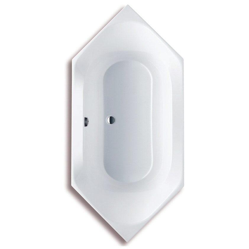 sechseck badewanne 190 90 energiemakeovernop. Black Bedroom Furniture Sets. Home Design Ideas