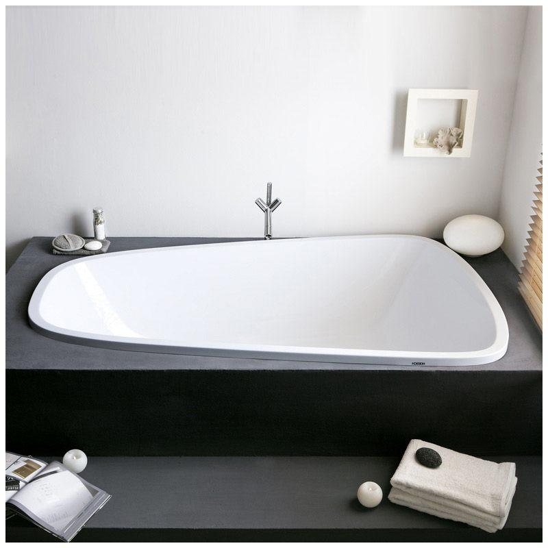hoesch singlebath duo einbau badewanne megabad. Black Bedroom Furniture Sets. Home Design Ideas