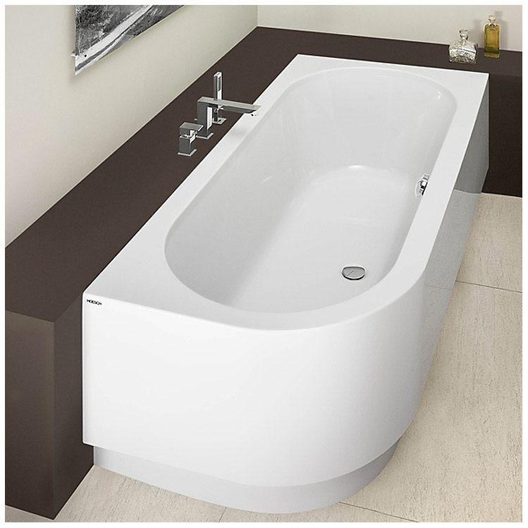 hoesch happy d 180 x 80 cm whirlpool rechts ohne sch rze. Black Bedroom Furniture Sets. Home Design Ideas